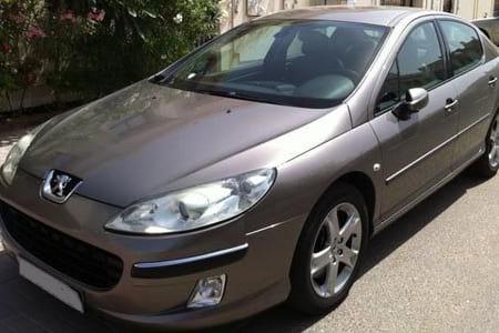 Firma na wesele: Peugeot 407