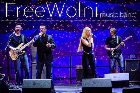 Firma na wesele: ☆ Zespół Muzyczny - FreeWolni ☆