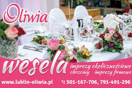 Firma na wesele: Sala Weselna OLIWIA