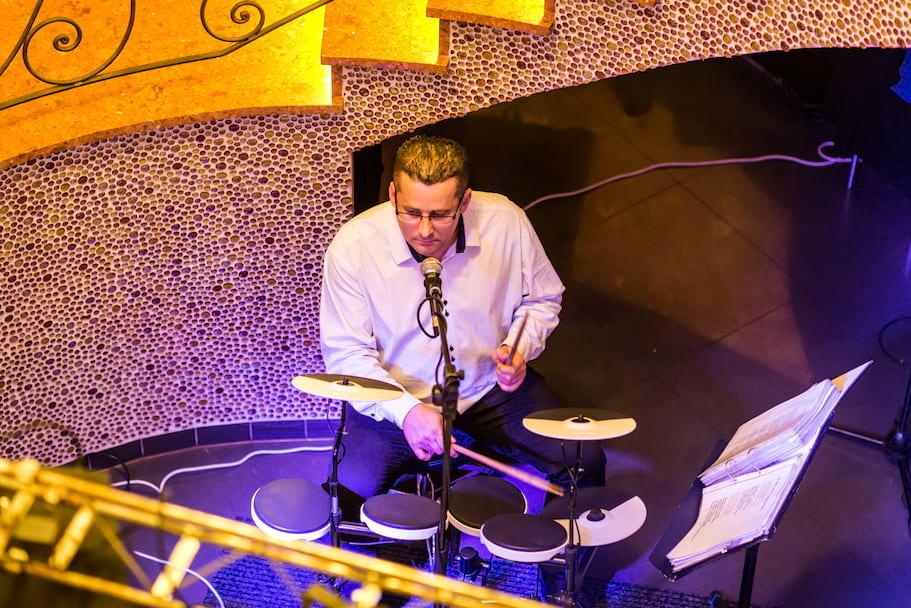 Mariusz - perkusja