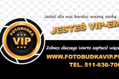 Firma na wesele: Fotobudka VIP