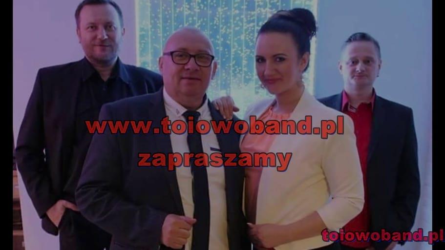 Profesjonalny zespół muzyczny To i Owo Band na wesele Bydgoszcz Toruń