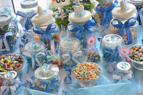 Firma na wesele: Candy Bar ♥ Słodki stół