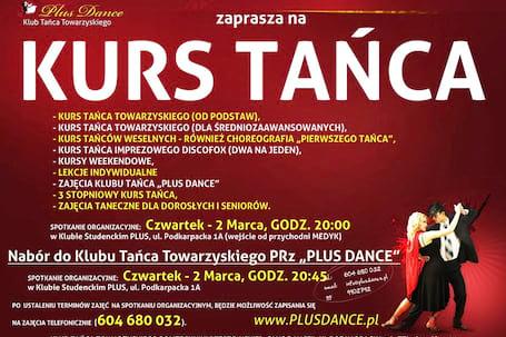 Firma na wesele: Szkoła Tańca PLUS DANCE