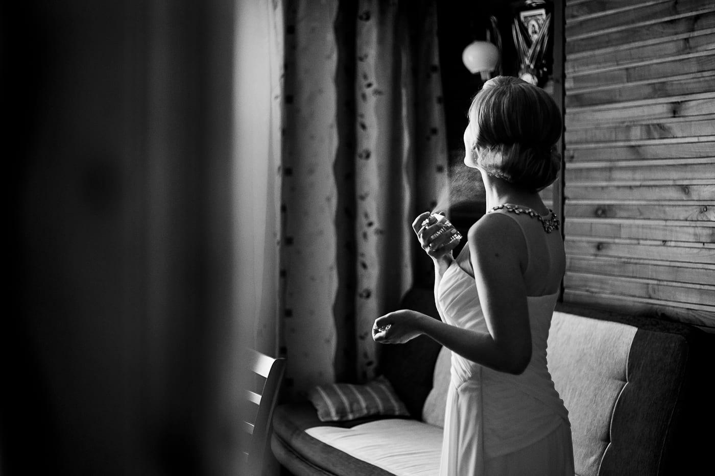 panna młoda przygotowania do ślubu