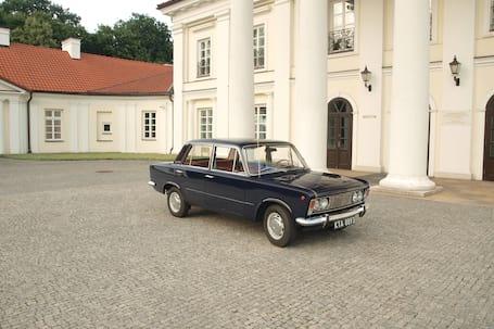 Firma na wesele: Polski Fiat 125p do ŚLUBU