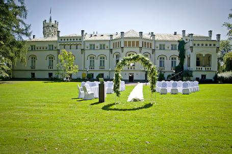 Firma na wesele: Pałac w Paszkówce