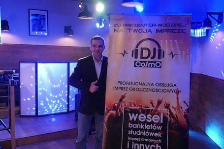 Firma na wesele: DJ CoSmO