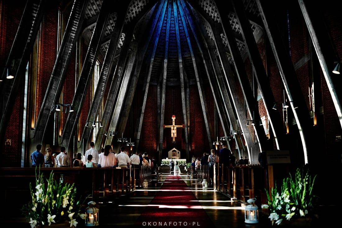piękny kościół