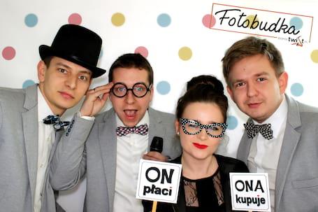 Firma na wesele: Fotobudka Twist