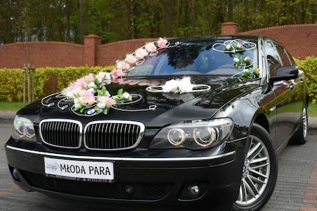Firma na wesele: BMW 760 Li V12 445 KM (Long)