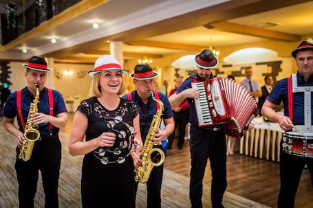 Firma na wesele: The Braders Band