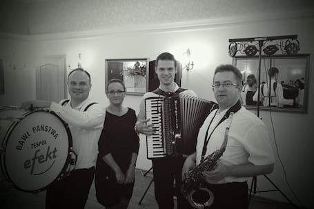 Firma na wesele: Zespół muzyczny EFEKT