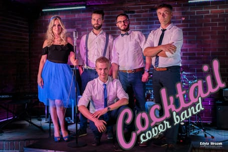 Firma na wesele: Cocktail Cover Band