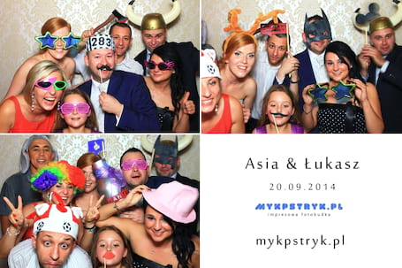 Firma na wesele: FOTOBUDKA MykPstryk