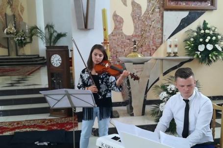 Firma na wesele: Natalia Filipek - skrzypaczka