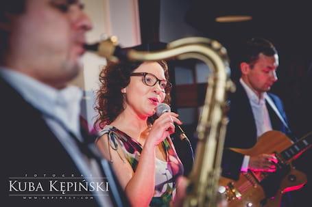 Firma na wesele: Gentle Jazz Trio & DJ Dany White