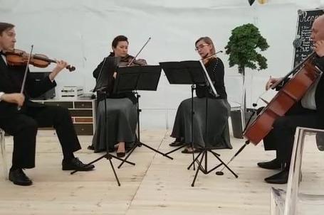 Firma na wesele: Kwartet smyczkowy Con Forza