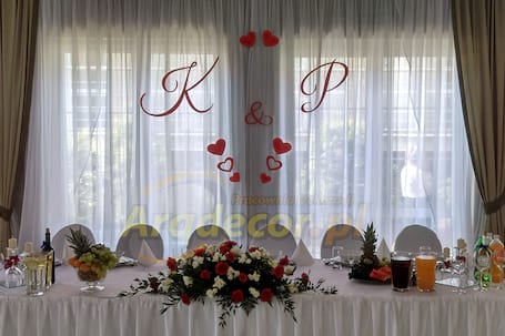 Firma na wesele: Pracownia Dekoracji ARQ - DECOR