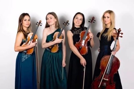 Firma na wesele: 4te Quartet