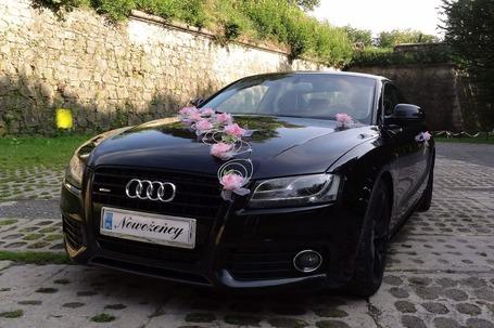 Firma na wesele: Audi A5