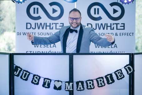 Firma na wesele: DJ WHITE - SOUND & EFFECT