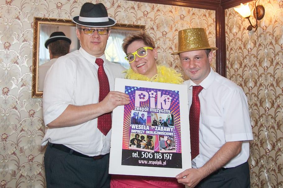Zespół PIK - odrobina radości i humory zawsze jest potrzebna.