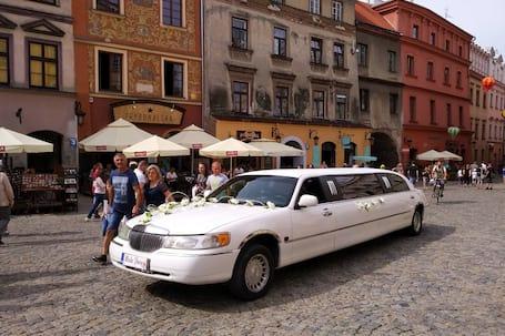Firma na wesele: Auto do Slubu Limuzyna Lublin