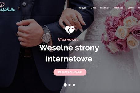 Firma na wesele: MarryWebsite
