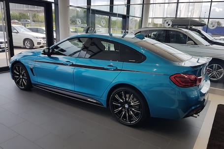 Firma na wesele: BMW 430i Performance