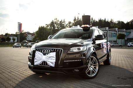 Firma na wesele: Audi Q7