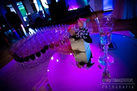 Firma na wesele: MALOWANIE ŚWIATŁEM