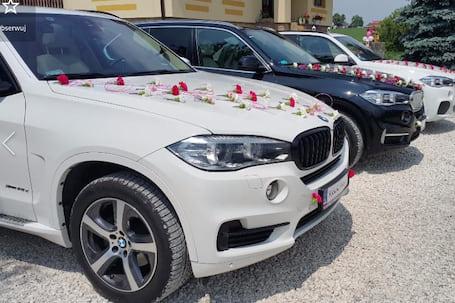 Firma na wesele: BMW X5