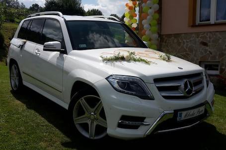 Firma na wesele: Mercedes  do ślubu, auto na wesele