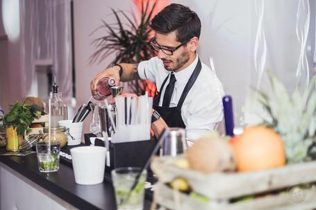 Firma na wesele: Barman na wesele Emotions Flair Bar