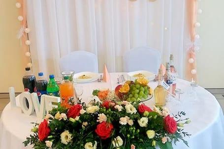 Firma na wesele: Biała Róża- Sala Bankietowa