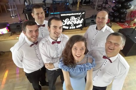 Firma na wesele: Zespół Muzyczny SECRET Band