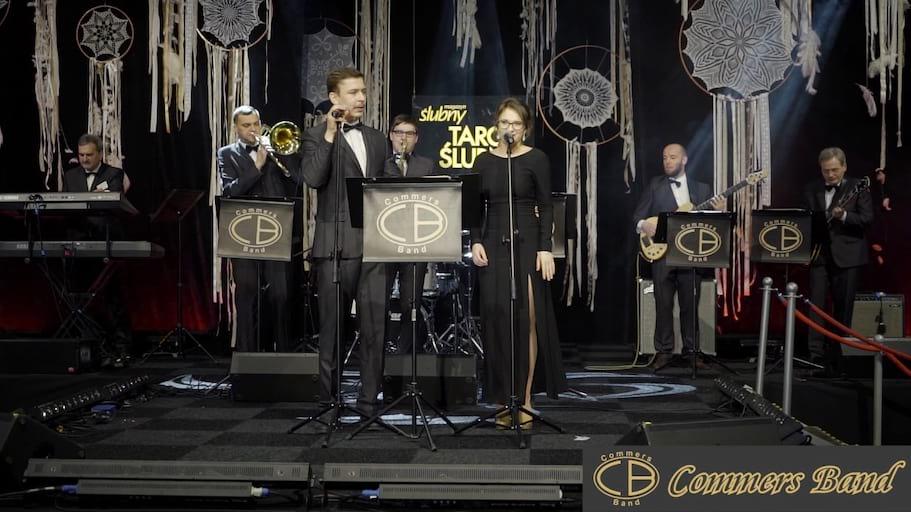 Commers Band live - Targi Ślubne 2017