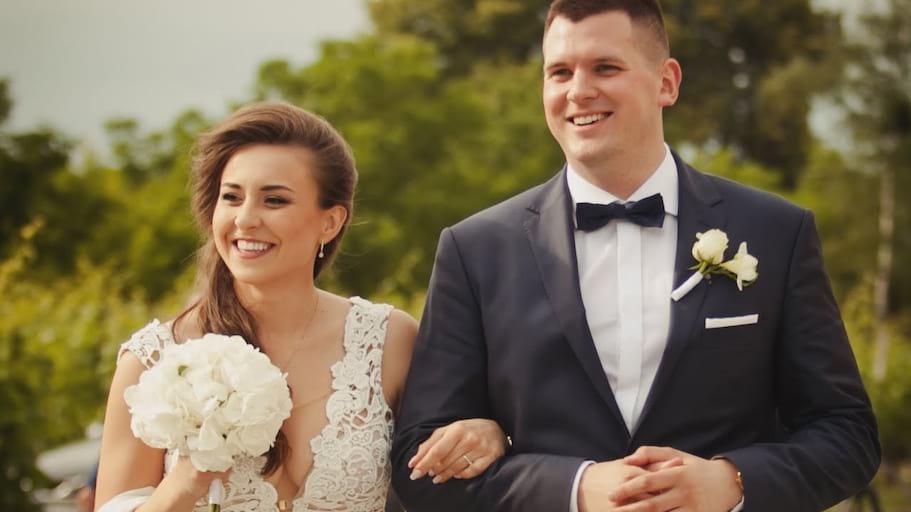 Sylwia i Maciek - teledysk ślubny