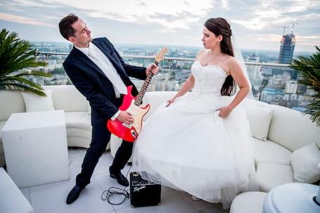Firma na wesele: Adam Wilhelm Fotografia