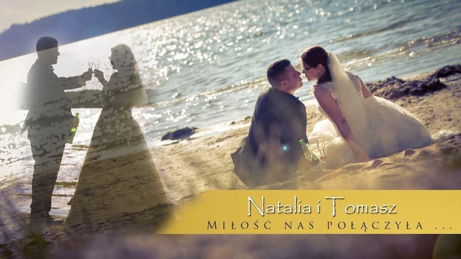 Klip ślubny Natali i Tomasza   Jedwabno