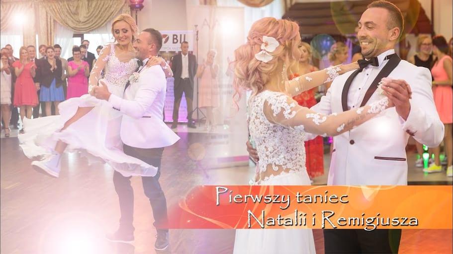 Pierwszy taniec Natalii i Remigiusza / Foto Video Marszelewscy