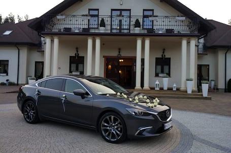 Firma na wesele: Mazda 6