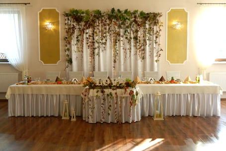 Firma na wesele: Dom Przyjęć Ellis
