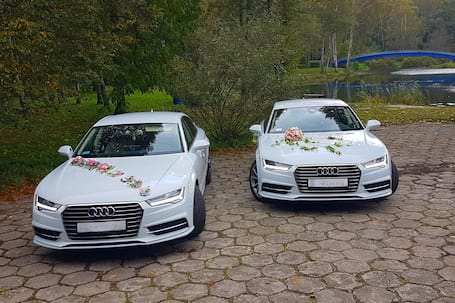 Firma na wesele: Audi
