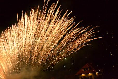Firma na wesele: Fajerwerki na Wesele. Sztuczne ognie