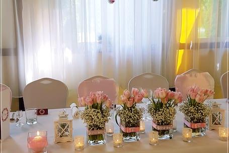 Firma na wesele: KAJA Najpiękniejsze Aranżacje