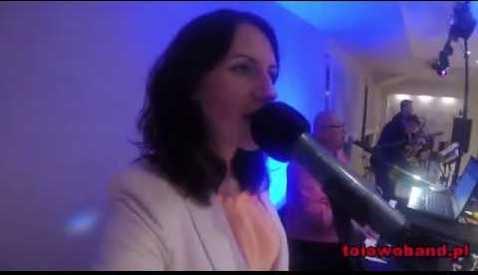 HAPPY Cover To i Owo Band Live z jednej z imprez weselenych