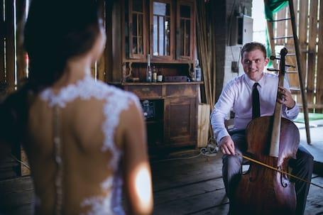 Firma na wesele: Robert Radzik - fotografia