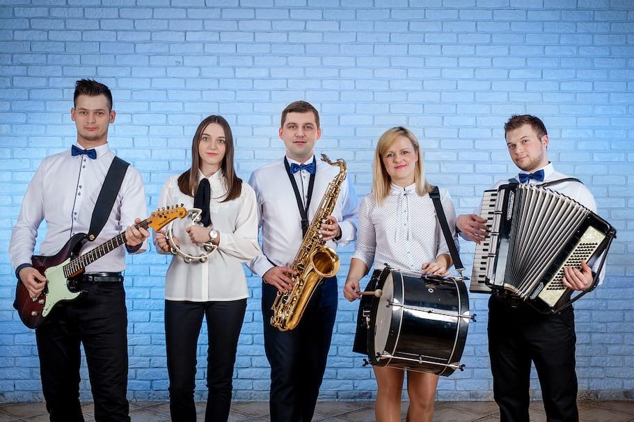 Zespół muzyczny Piotrex-grupa1